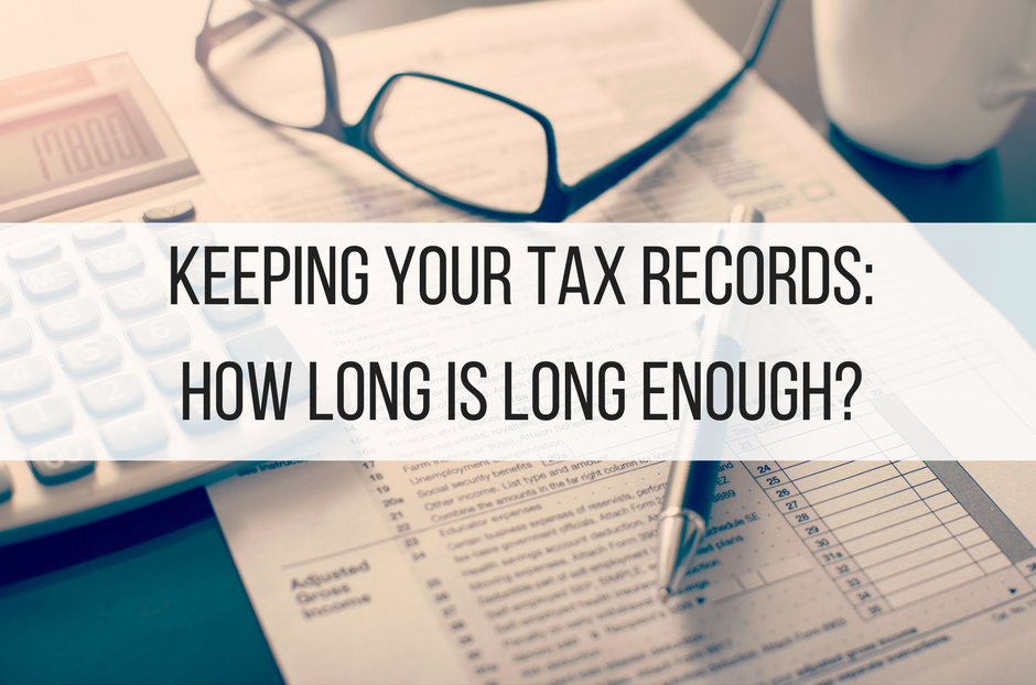 67dbea2addb601 Keeping Your Tax Records: How Long is Long Enough? | Finance Tips ...